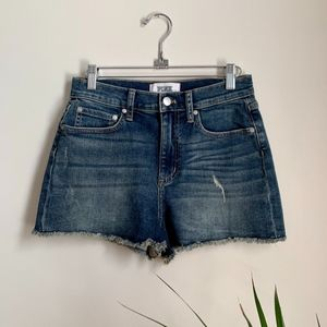 NWT Victoria's Secret Pink Denim Cutoff Shorts